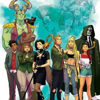 Cover image for RUNAWAYS #38