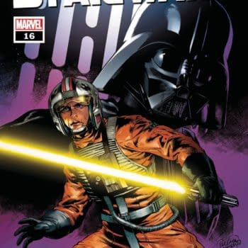 Cover image for STAR WARS #16 WOBH