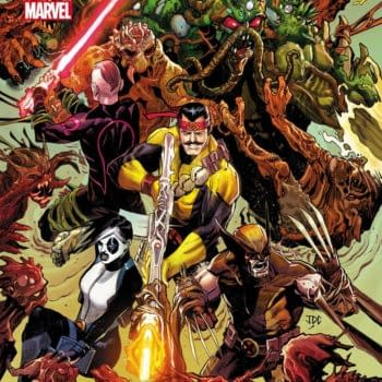 Cover image for X-FORCE #22