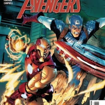 Cover image for AVENGERS ANNUAL #1 INFD