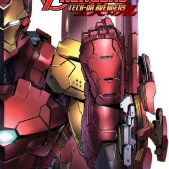 Cover image for AVENGERS TECH-ON #1 (OF 6)