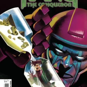 Cover image for KANG THE CONQUEROR #1 (OF 5)