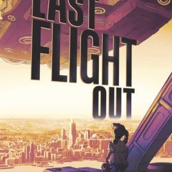 Arrow's Marc Guggenheim's The Last Flight Out, Next Big Comics Hit?