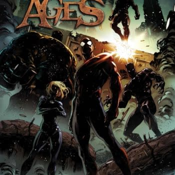 Cover image for DARK AGES #1 (OF 6)