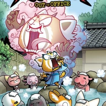 Cover image for AGGRETSUKO OUT OF OFFICE #1 CVR A HICKEY