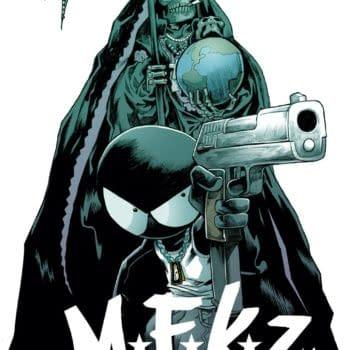Cover image for MFKZ #6 CVR A RUN (MR)