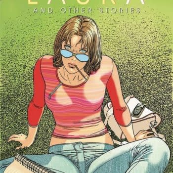 Cover image for GUILLEM MARCH LAURA #1 CVR A GUILLEM MARCH