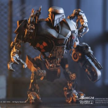 Hiya Toys Reveals New 1/18th Scale Predator and RoboCop Figures