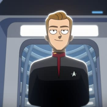 Star Trek: Lower Decks S02E03 Review: Two Existentialism Crises