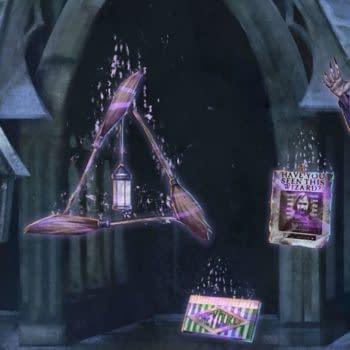 Tasks for Prisoner of the Vow Part 1 in Harry Potter: Wizards Unite