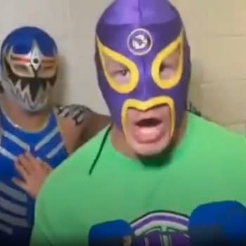 Mask Mandate Booked for WWE SummerSlam in Las Vegas