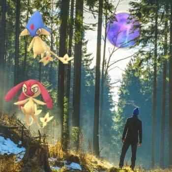 Shiny Azelf, Mesprit, & Uxie Set to Arrive in Pokémon GO