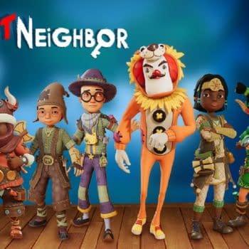 Secret Neighbor Adds The Amusement Park In Latest Update