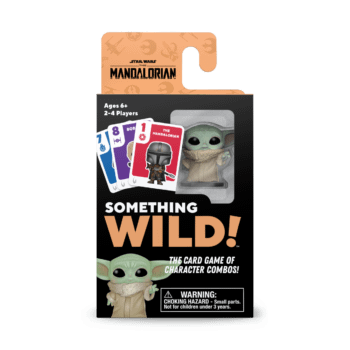 Funko Games Announces Five More Something Wild Titles