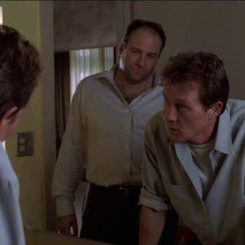 Sopranos: Robert Patrick Reflects Poking the James Gandolfini Bear