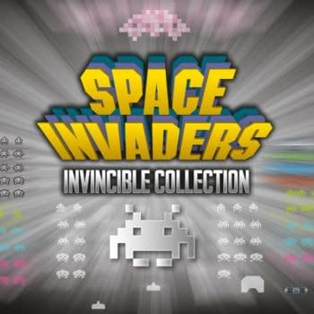 Space Invaders Invincible Collection Comes To Switch Next Week
