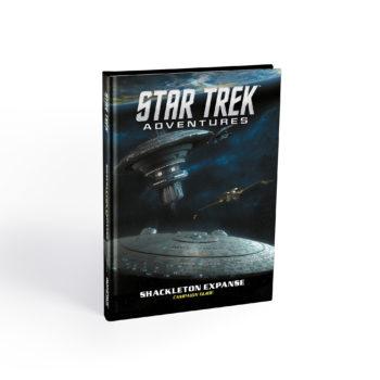 Modiphius Announces Several Additions To Star Trek Adventures RPG