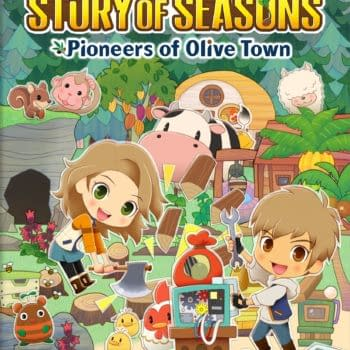 Story Of Seasons: Pioneers of Olive Town Receives Fifth Expansion