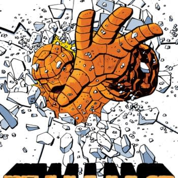 Marvel's The Thing Is Getting His Own Series Starting This November
