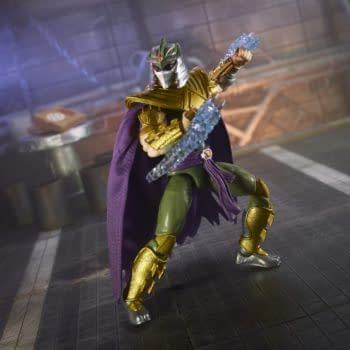 TMNT Shredder Becomes the Green Ranger With New Hasbro Figure