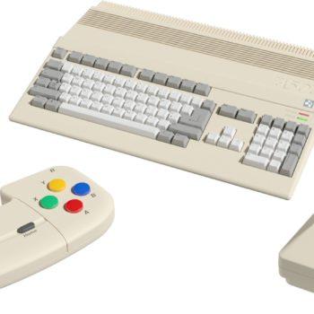 Koch Media Announces New Retro Games Console, The A500 Mini