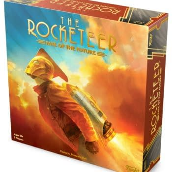Funko Games Announces The Rocketeer: Fate Of The Future
