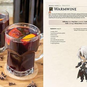 Square Enix Announces The Ultimate Final Fantasy XIV Cookbook