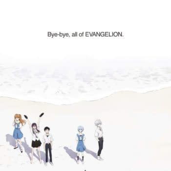 Evangelion 3.0+1.0 Thrice Upon a Time Finally Ends Anno's Journey