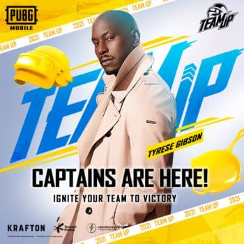 Tyrese Gibson Joins PUBG Mobile 2021 Team-Up Challenge