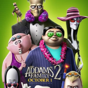 The Addams Family 2 Getting PVOD-Theatrical Release