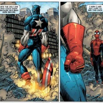 SCOOP: Joe Quesada, John Romita Create Spider-Man 9/11 Memorial Comic