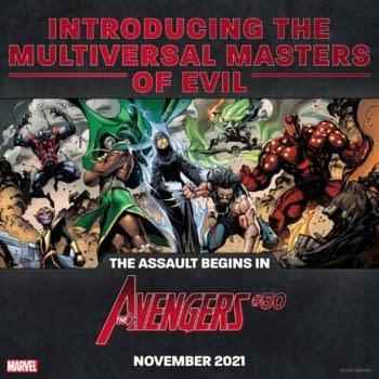 Avengers #50 Will Also Be Avengers #750 - Really?
