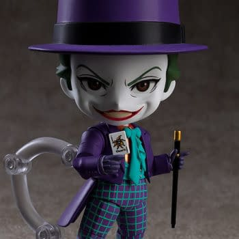 Watch out! Joker 1989 Is Back In Gotham With New Good Smile Nendoroid