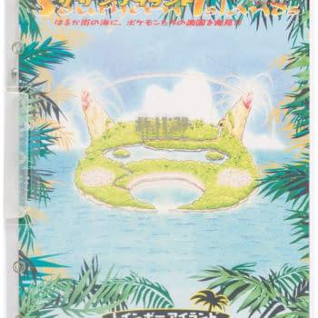 Pokémon TCG: Rainbow Island Promo Binder On Auction At Heritage