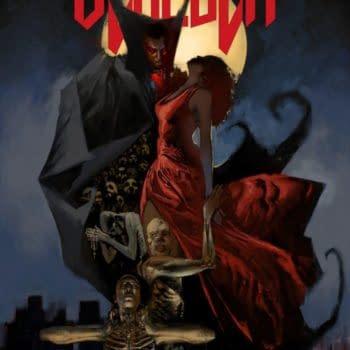 Rodney Barnes & Jason Shawn Alexander Adapt Blacula as Graphic Novel