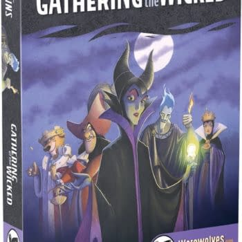 Asmodee's Gathering Of The Wicked Party Game Out October 2021