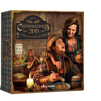 Crossroads Inn Creator Klabater Decide On Gamefound To Crowdfund