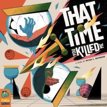 That Time You Killed Me, A New Board Game By Pandasaurus Games