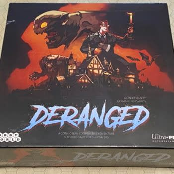 Review: Deranged, A Board Game By UltraPro Entertainment