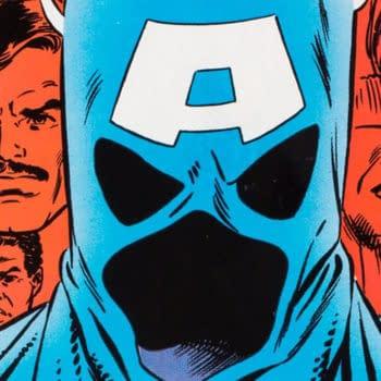 Captain America #333 (Marvel, 1987).