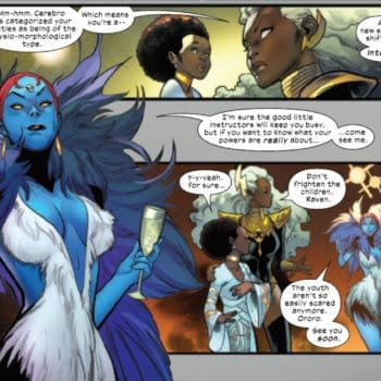 Krakoan Days And Nights - A Return To The Hellfire Gala (Spoilers)