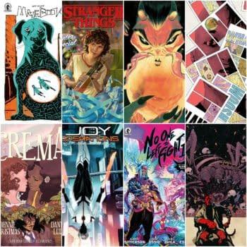 Dark Horse Comics Solicits and Solicitations November 2021