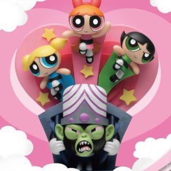 Beast Kingdom Reveals New Powerpuff Girls Cartoon Network Statue