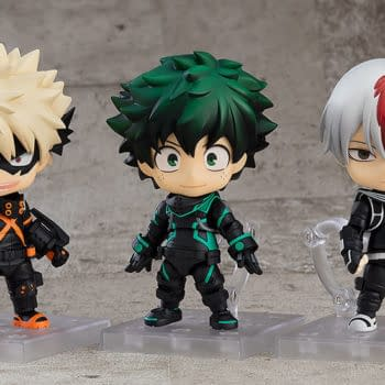 My Hero Academia: World Heroes Mission Comes To Good Smile