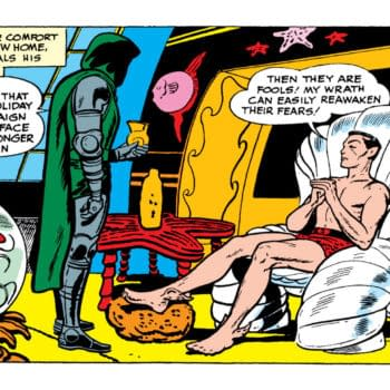 Fantastic Four #6 (Marvel, 1962)