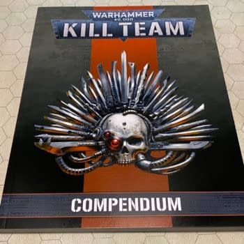 "Games Workshop's ""Kill Team: Compendium"" Source Book: A Review"