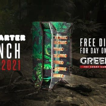 Green Hell Board Game Kickstarter Campaign Launches August 3rd