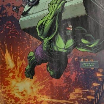 Free Comic Book Day Reveals Hulk's New Story: Operation Smashtronaut