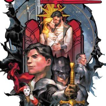 Dark Knights of Steel by Tom Taylor and Yasmine Putri