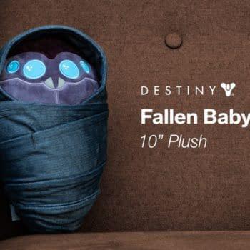 Numskull Reveals Special Destiny 2 Fallen Hatchling Plush Collectible